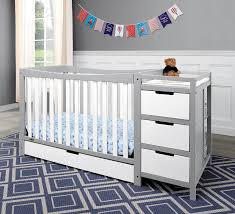 Convertible Cribs With Storage Graco Remi 4 In 1 Convertible Crib Reviews Wayfair