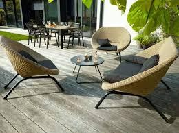 canapé de jardin castorama salon de jardin fer forge castorama idées de décoration capreol