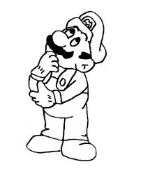 5 nice mario and luigi coloring pages ngbasic com