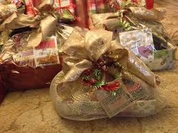 gift basket wrapping recycled gift basket ideas a candy land filled with beauty