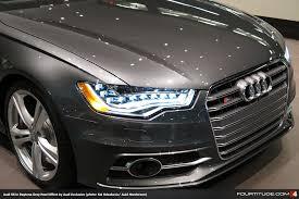 audi exclusive s6 sedan in daytona grey pearl effect fourtitude com