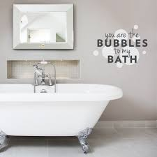 add some charm to your bathroom decor with this adorable bubbles