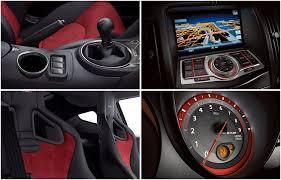 370z Nismo Interior New 2018 Nissan 370z Nismo Tech Feature U0026 Details Sports Car