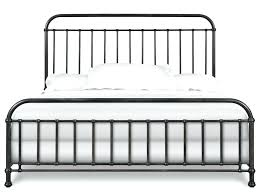 Metal Bed Frame Headboard Metal Bed Frame Bemine Co