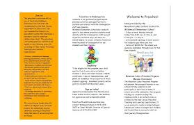 brochure templates for school project 31 free brochure templates word pdf template lab