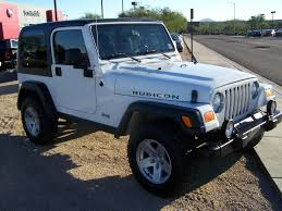 2006 jeep rubicon for sale