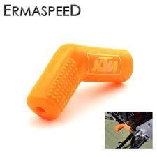 Cheap Shift Light Orange Motorcycle Rubber Anti Skid Shift Lever Gear Shifter Shoe