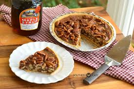maple pecan pie southern plate