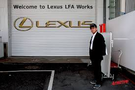 lexus lfa jalopnik the making of the lexus lfa supercar who what where and most of