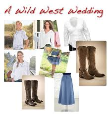what to wear to a western themed wedding dressed her days vintage