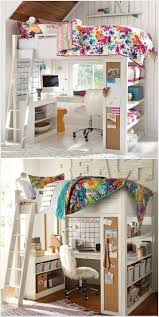 Cute Bedroom Ideas With Bunk Beds Best 20 Girls Loft Bedrooms Ideas On Pinterest Girls Bedroom