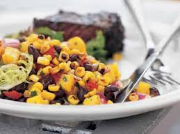 roasted corn black bean and mango salad recipe myrecipes