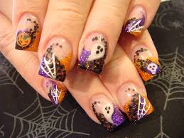14 nail designs you need to look cute at the halloween womanmate com