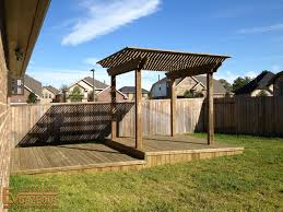 Pergola Corner Designs by Arbors Pergolas Builder In Humble Texas Ev Decks U0026 Gazebos