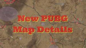 pubg desert map new pubg desert map teasers and vaulting youtube