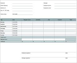 17 free timesheet and time card templates smartsheet microsoft