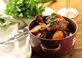 cuisiner un coq au four coq au vin la meilleure recette