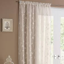 Shabby Chic Voile Curtains Voiles U0026 Net Curtains U2013 Pasx Uk