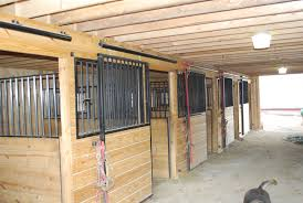 10 Stall Horse Barn Plans Modular Horse Barns Gallery