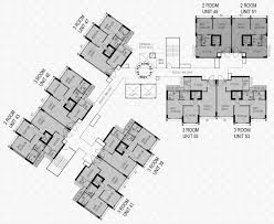 floor plan for jurong west blossom floor house plans with pictures