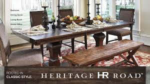 Ashley Dining Room by Heritage Road Ashley Homestore