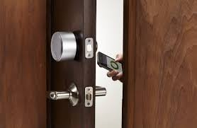 the lock has evolved open doors with your phone wsj