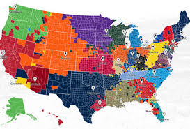 what nfl team has the most fans nationwide nfl twitter map every football team s popularity visualized thrillist