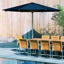 mobilier exterieur design parasol shady royal botania trentotto mobilier design toulouse