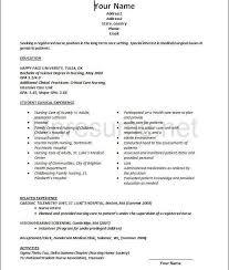 Resume For Nursing Position Cover Letter For Lpn Resume General Cover Letter For Resume