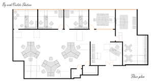 Plan Floor Design by Simple Office Floor Plan L Throughout Inspiration