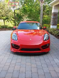 Porsche Boxster Lowered - looking for comments from c7 owners who owned a gs and have driven