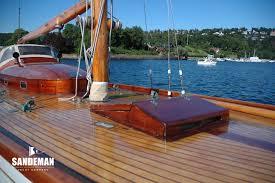 tore holm 41 ft 8 metre cruiser racer 1953 sandeman yacht company