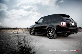 range rover black rims ace 22