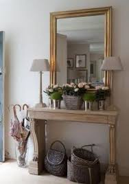 Hallway Console Table And Mirror Living Room Console Table Hallway Console With A Touch Of Belgian