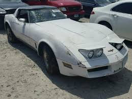 1980 corvette for sale 1980 chevrolet corvette for sale tx houston salvage cars