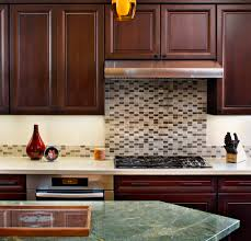 Decorating Charming Kitchen Storage Ideas With Elegant Medallion - Kitchen medallion backsplash