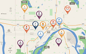 Map Of St Paul Mn Neighborhoods Visit Saint Paul