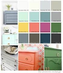 16 of the best paint colors for painting furniture paint colors