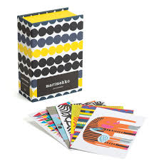 marimekko 100 postcards marimekko 9781452137384 amazon com books