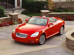 lexus convertible 2016 return of the lexus sc thedetroitbureau com