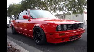 custom bmw 3 series 1988 bmw e30 repaired customized and repainted youtube