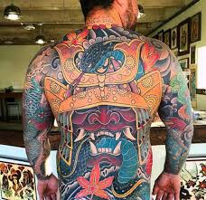 50 japanese back tattoo designs for men traditional ink ideas