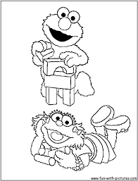 sesame street coloring pages for zoe eson me