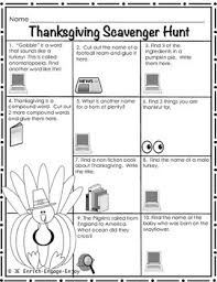 looking for a thanksgiving activity that will keep your students