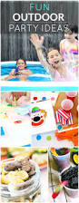 outdoor party ideas fun outdoor party ideas for kids of all ages