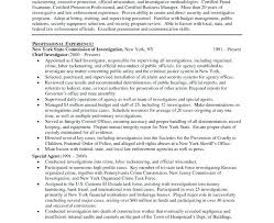 Law Enforcement Resume Template Sample Resume For Law Enforcement Dispatcher Resume Examples