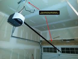 Replacing A Garage Door by Install Genie Garage Door Opener Bedroom Furniture