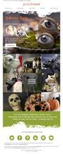 grandin road halloween 55 best halloween emails images on pinterest email design email