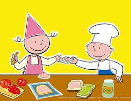 un jeu de cuisine la cuisine est un jeu d enfants le cake aux olives et au jambon