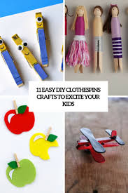 11 easy diy clothespin crafts to excite your kids shelterness
